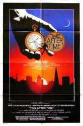 Time After Time movie poster (1979) [Nicholas Meyer film] 27x41 original