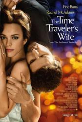 The Time Traveler's Wife movie poster [Eric Bana & Rachel McAdams]