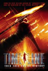 Timeline movie poster (2003) advance version