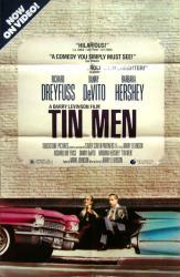 Tin Men movie poster [Richard Dreyfuss, Danny DeVito] 26x40 video