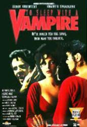 To Sleep With A Vampire movie poster [Scott Valentine] 27x40
