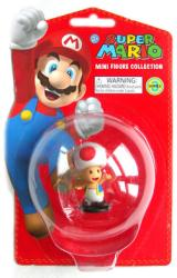 Super Mario Mini Figure Collection: Toad figure (Goldie/2013)