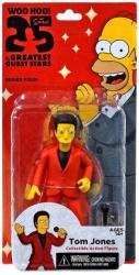 The Simpsons 25th Anniversary: Tom Jones action figure (NECA/2014)