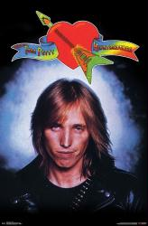 Tom Petty and the Heartbreakers poster: 1st Album Art (22x34)