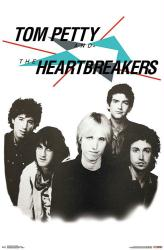Tom Petty and the Heartbreakers poster: Long After Dark (22x34)