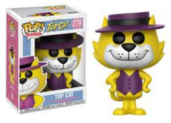 Pop! Animation: Hanna-Barbera Top Cat Vinyl figure (Funko)