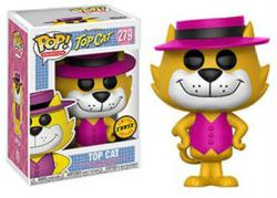 Pop! Animation: Hanna-Barbera Top Cat Chase Vinyl figure (Funko)