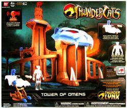 Thundercats: Tower of Omens action figure playset (Bandai/2011)