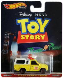 Hot Wheels Replica Entertainment: Toy Story Pizza Planet Truck