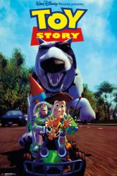Toy Story movie poster (24x36) Disney/Pixar Collector's Edition