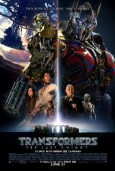 Transformers: The Last Knight movie poster [Wahlberg] 27x40 original