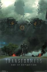 Transformers: Age of Extinction movie poster (22x34) 2014 film
