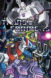 Transformers poster: Decepticons (24x36) Animated