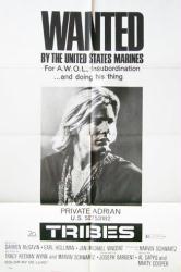 Tribes movie poster [Jan-Michael Vincent] original 27x41