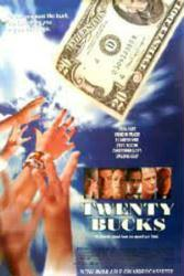 Twenty Bucks movie poster [Brendan Fraser & Elisabeth Shue] video