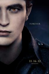 The Twilight Saga: Breaking Dawn Part 2 poster [Pattionson] 27x40