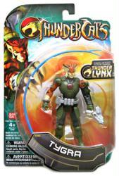 Thundercats: Tygra action figure (BanDai/2011)