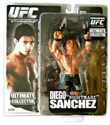 UFC Ultimate Collector: Diego ''Nightmare'' Sanchez figure (Zuffa)