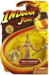 Indiana Jones Kingdom of Crystal Skull: Ugha Warrior figure (Hasbro)