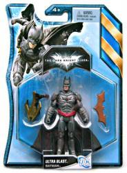 The Dark Knight Rises: Ultra Blast Batman action figure (Mattel)