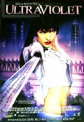 Ultraviolet movie poster [Milla Jovovich] video poster