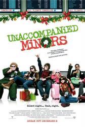 Unaccompanied Minors movie poster (2006) original 27x40 NM