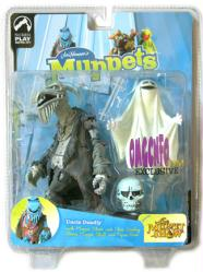 Muppets: Uncle Deadly action figure [Glow-in-the-Dark] (Palisades)