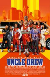 Uncle Drew movie poster [Kyrie Irving, Shaq] 27x40 original