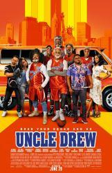Uncle Drew movie poster [Kyrie Irving, Shaq] 27x40 original