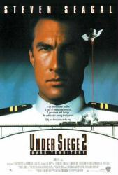 Under Siege 2: Dark Territory movie poster [Steven Seagal] 27 X 40
