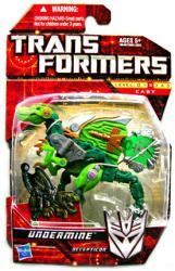 Transformers: Undermine action figure (Hasbro/2010)