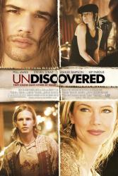 Undiscovered movie poster [Pell James, Ashlee Simpson & Steven Strait]