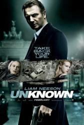 Unknown movie poster [Liam Neeson] original 27 X 40 advance