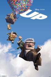Up movie poster (24x36) Disney/Pixar Collector's Edition poster