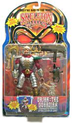 Skeleton Warriors: Ursak the Guardian action figure (Playmates/1994)