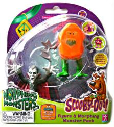 Scooby-Doo: Dracula & Morphing Monster figure pack (Charter)