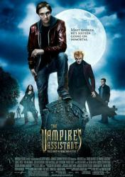 Cirque du Freak: The Vampire's Assistant movie poster [John C. Reilly]