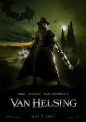 Van Helsing movie poster [Hugh Jackman] 27x40 original