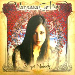 Vanessa Carlton poster: Be Not Nobody vintage LP/Album flat