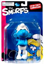 The Smurfs Large Figure Collection: Vanity figure (Goldie/2012)
