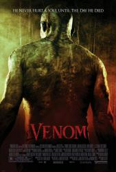 Venom movie poster (2005 horror film) original 27x40