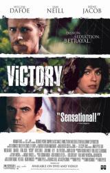 Victory movie poster [Willem Dafoe, Sam Neill, Irene Jacob] 26x40