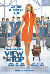 View From the Top movie poster [Gwyneth Paltrow, Christina Applegate]