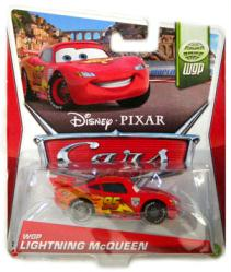 Cars: WGP Lightning McQueen 1:55 die-cast vehicle (Mattel/2013)