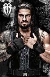WWE Roman Reigns poster (22x34) wrestling