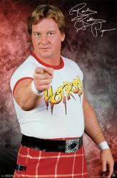 WWE Rowdy Roddy Piper poster (22x34) wrestling legend