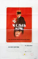 W.C. Fields and Me movie poster [Rod Steiger] 1976 original 27x41