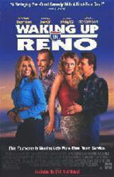 Waking Up In Reno movie poster [Thornton/Theron/Swayze] video/NM