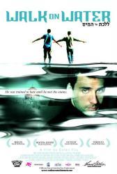 Walk On Water movie poster [Lior Ashkenazi] 27x40 original