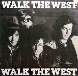 Walk the West poster: Vintage LP/Album flat
